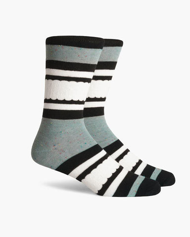 Provence Casual Crew Sock