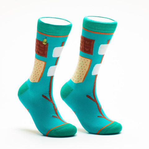 S'mores Women's Socks