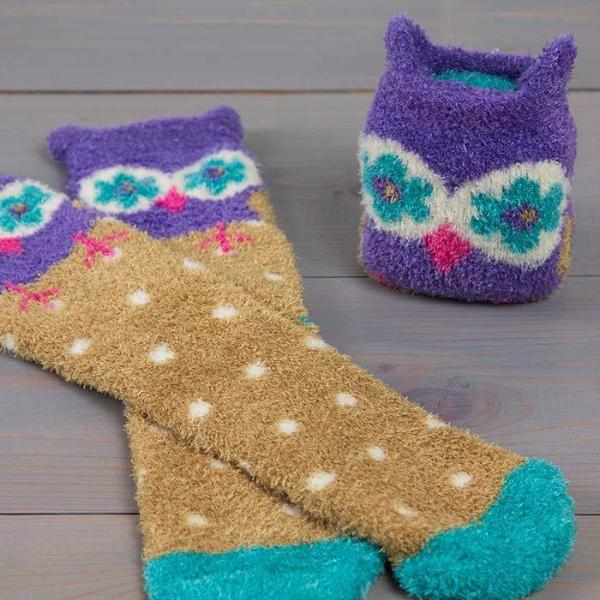 Critter Super Soft and Cozy Socks