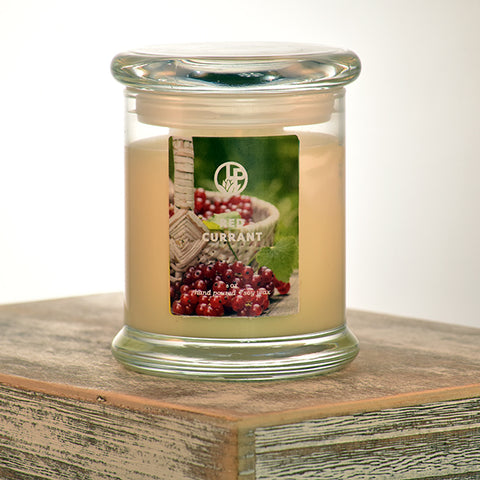 Red Currant Handmade Soy Wax Candle