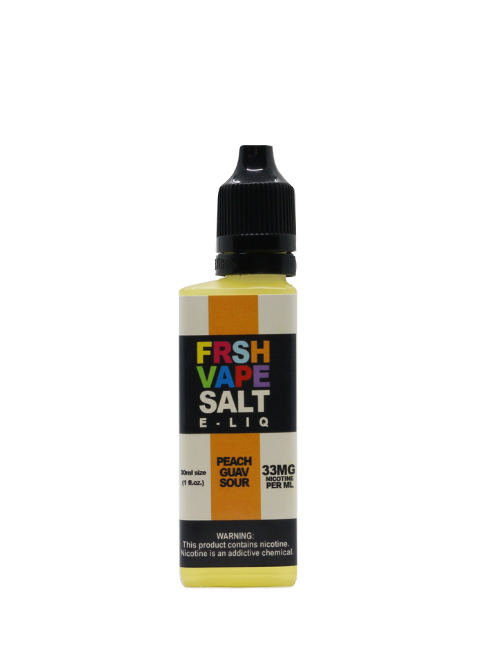 PEACH GUAV SOUR Salts