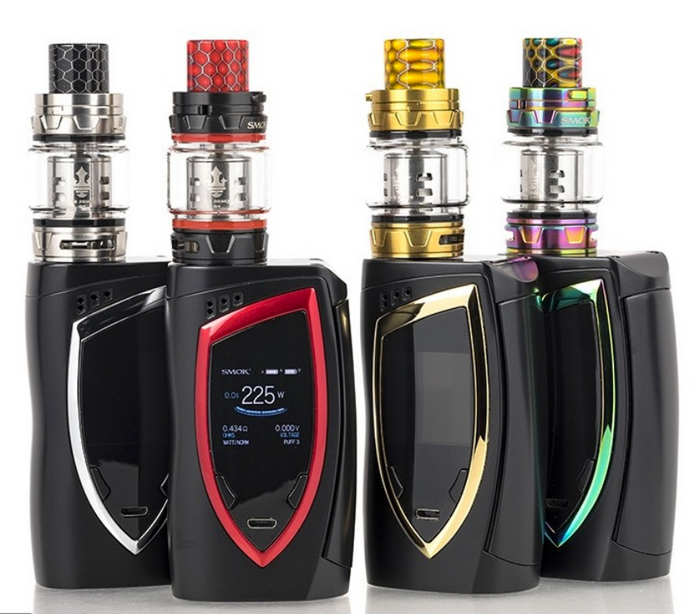 Smok Devilkin BUNDLE with 2 18650 sony batteries and TVF12 Prince tank
