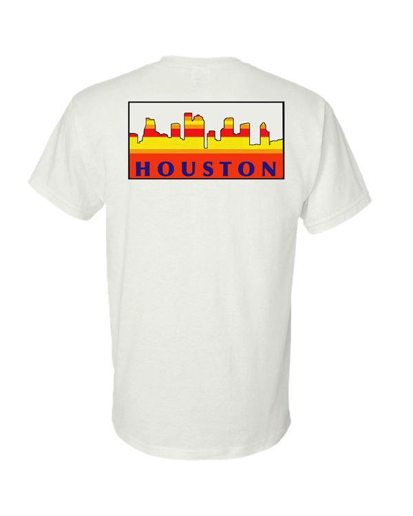 Houston Skyline Tee
