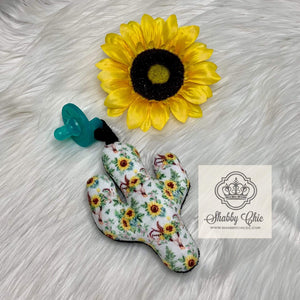 Boho Paci Holder Shabby Chic Boutique and Tanning Salon