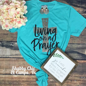 Living on a Prayer Shabby Chic Boutique and Tanning Salon