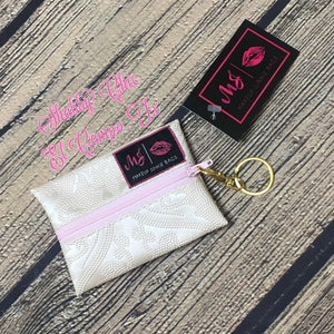 Make Up Junkie Bag - Micro - Bridal Shabby Chic Boutique and Tanning Salon