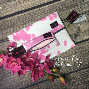 Make Up Junkie Bag - The Shelby Shabby Chic Boutique and Tanning Salon