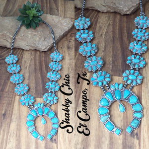 Muy Grande squash blossom necklace - jewelry Shabby Chic Boutique and Tanning Salon