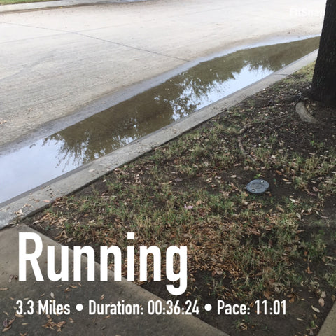 Thursday's Run