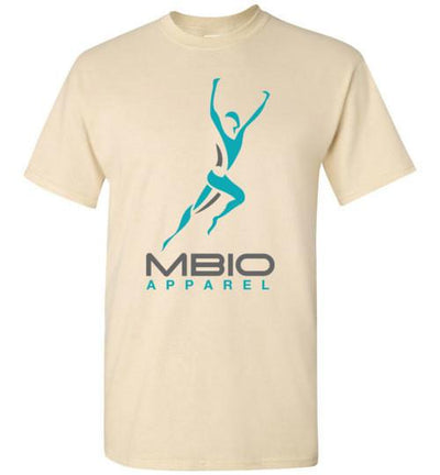 Mbio Apparel Logo T-Shirt T-Shirt Mbio Apparel Gildan Natural S