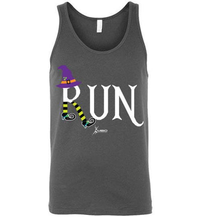 Run Halloween Tank Top