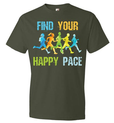 Find Your Happy Pace T-Shirt