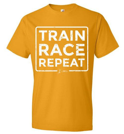 Train Race Repeat T-Shirt