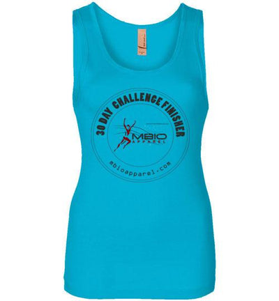30 Day Challenge Finisher Women's Jersey Tank