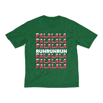 Fa La La Run Men's Short Sleeve Tech Shirt