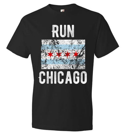 Run Chicago T-Shirt
