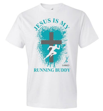 Jesus is My Running Buddy T-Shirt