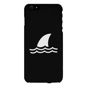 Mini Shark Black Phone Case