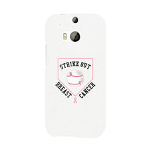 Keeping The Lumps Out Of My Cups Breast Cancer White Phone Case