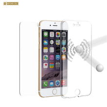 365Printing Tri Max® Apple Worm Funny Clear iPhonecase Transparent Phone Case