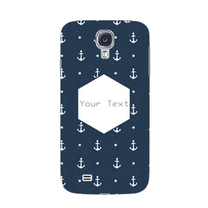 Anchor Away Custom Phone Case Samsung Galaxy S4 case