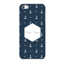 Anchor Away Custom Phone Case iPhone 5 case