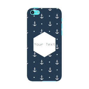 Anchor Away Custom Phone Case iPhone 5C case