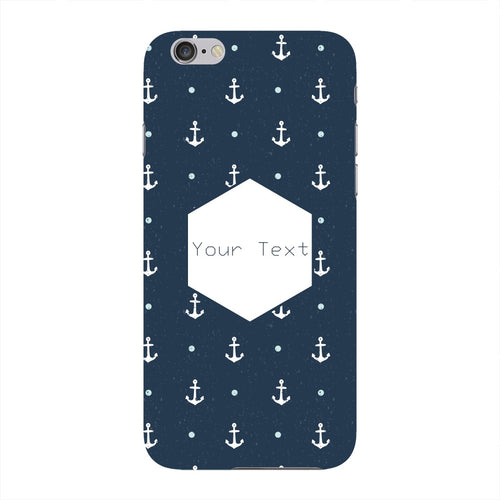 Anchor Away Custom Phone Case iPhone 6 case