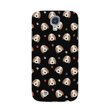 Beagle Love Phone Case Samsung Galaxy S4 case