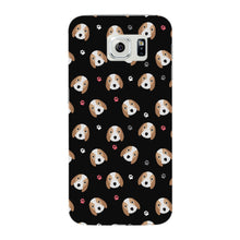 Beagle Love Phone Case Samsung Galaxy S6 Edge case