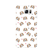 Beagle Love Phone Case Samsung Galaxy Note 4 case