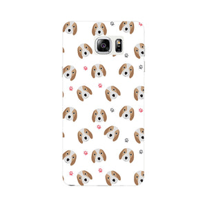 Beagle Love Phone Case Samsung Galaxy Note 5 case