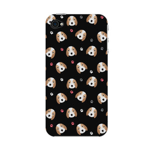 Beagle Love Phone Case iPhone 4S case