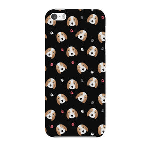 Beagle Love Phone Case iPhone 5 case