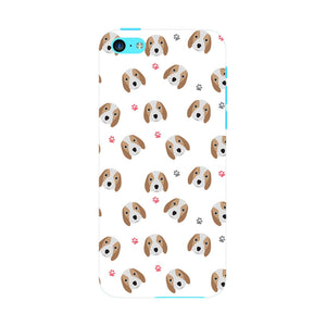 Beagle Love Phone Case iPhone 5C case