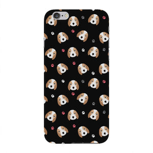 Beagle Love Phone Case iPhone 6 case