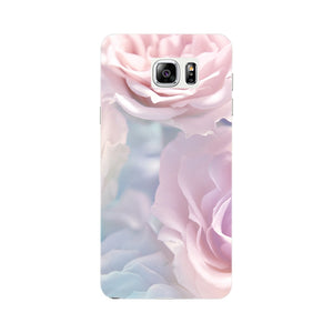 Beautiful Light Pink Roses Phone Case Samsung Galaxy Note 5 case