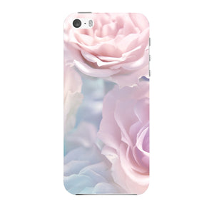 Beautiful Light Pink Roses Phone Case iPhone 5 case