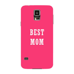 Best Mom Phone Case Samsung Galaxy S5 case
