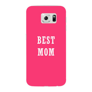 Best Mom Phone Case Samsung Galaxy S6 Edge case