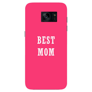Best Mom Phone Case Samsung Galaxy S7 Edge case