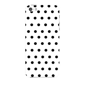 Black Polka Dots Phone Case iPhone 5 case