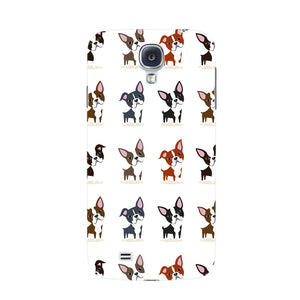 Boston Terriers Phone Case Samsung Galaxy S4 case
