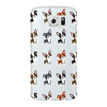 Boston Terriers Phone Case Samsung Galaxy S6 Edge case