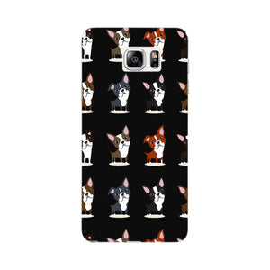 Boston Terriers Phone Case Samsung Galaxy Note 5 case