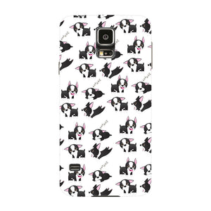 Boston Terriers Playing Phone Case Samsung Galaxy S5 case