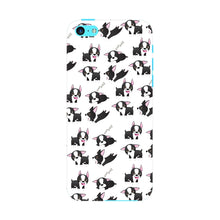 Boston Terriers Playing Phone Case iPhone 5C case