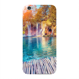 Bridge Crossing Phone Case iPhone 6 case