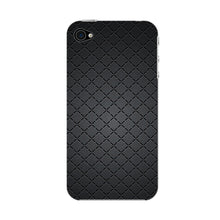Brushed Black Meta Phone Case iPhone 4S case