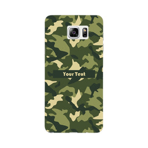 Camouflage Custom Phone Case Samsung Galaxy Note 5 case